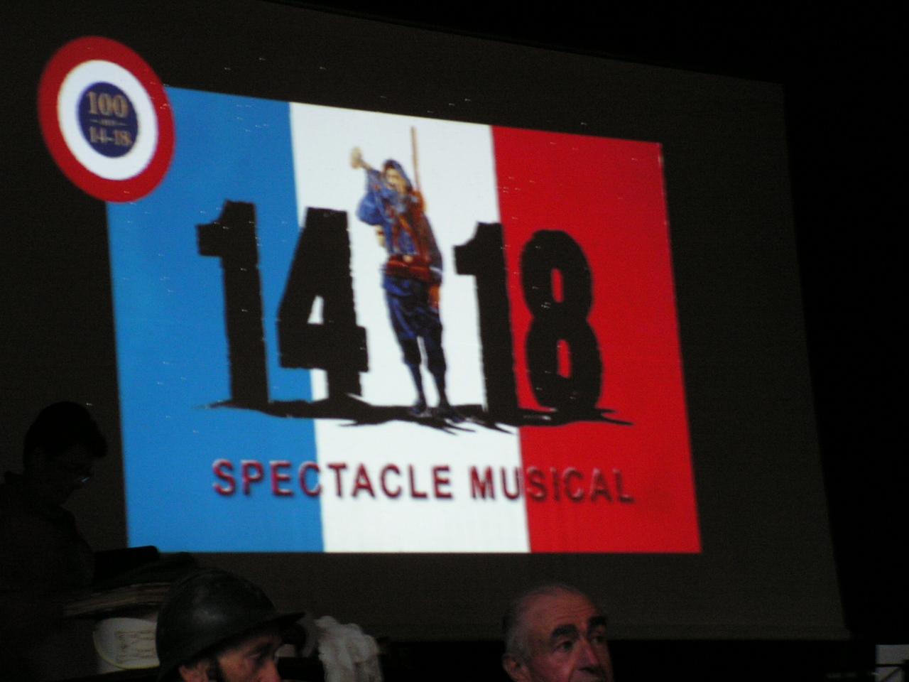 9 novembre 2014 (14-18 spectacle)