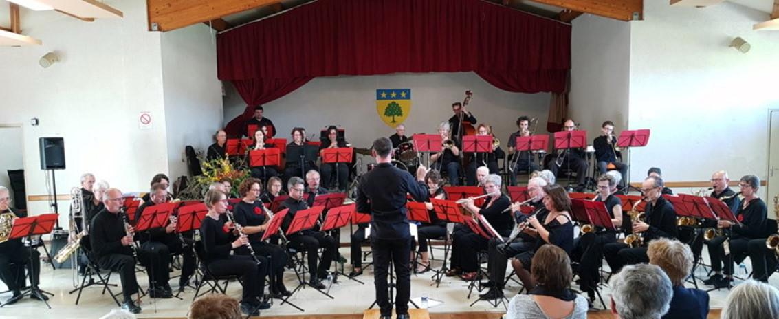 24 mars 2019 : Concert à Verteillac