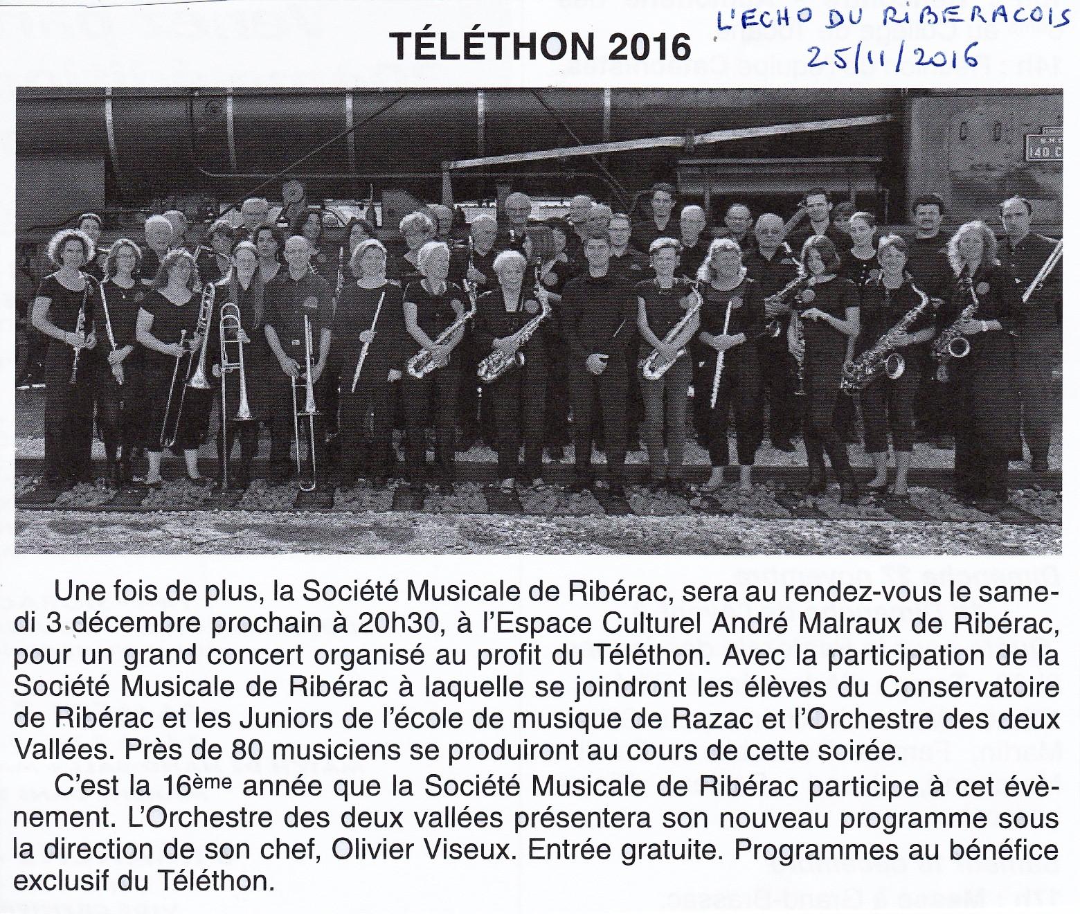 161125 echo telethon