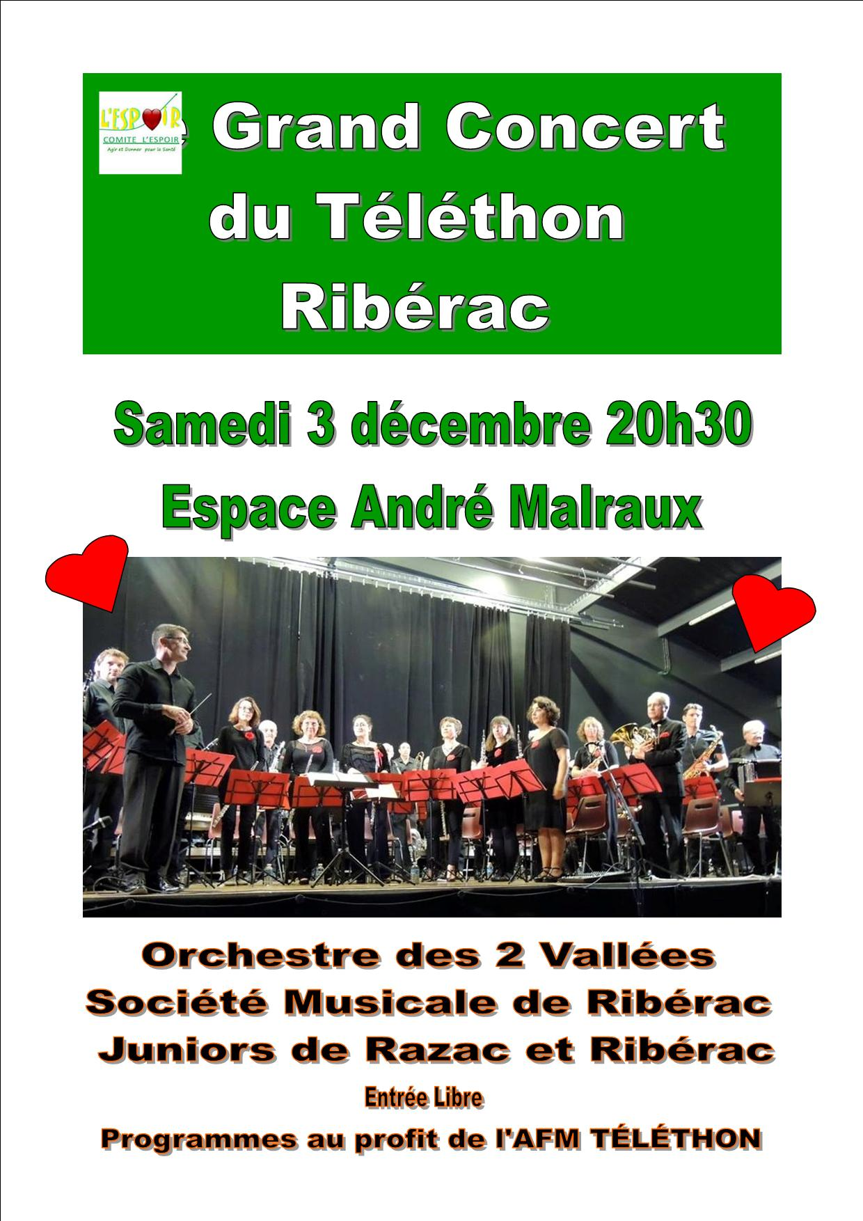 Telethon 2016 affiche 1